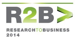 Research To Business 2014